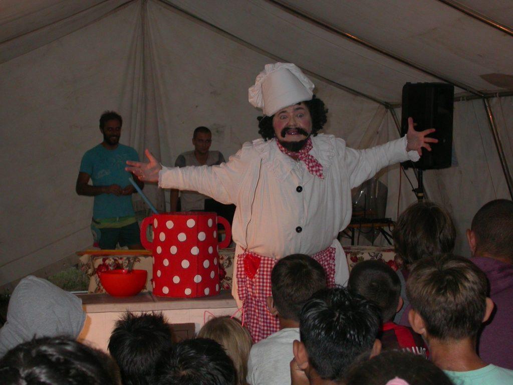Pozorišni festival u kampu Košnica prijateljstva XV