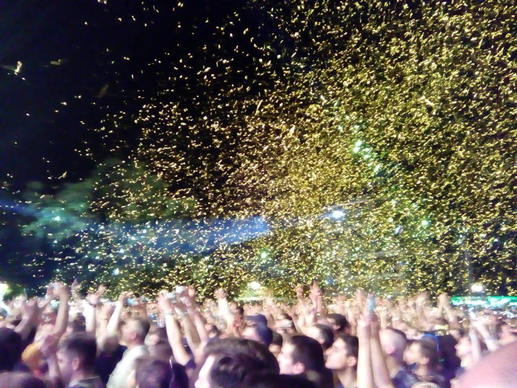 Udruženje građana Košnica u saradnji sa Exit festivalom
