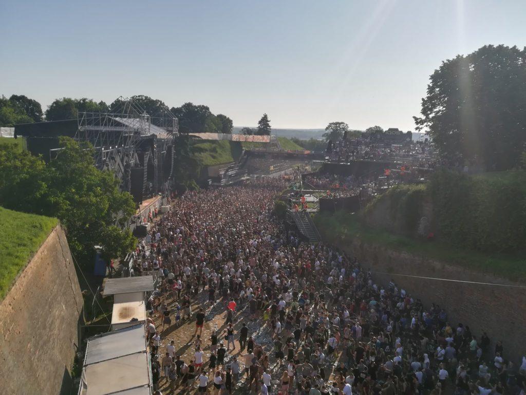 EXIT festival i Košnica devet godina za redom sa mladima iz KiM